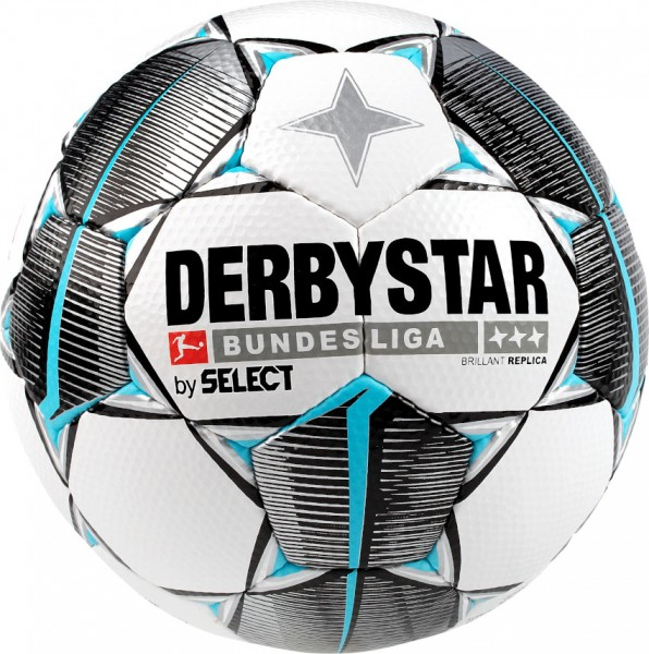 DERBYSTAR Fußball Bundesliga Brilliant Replica