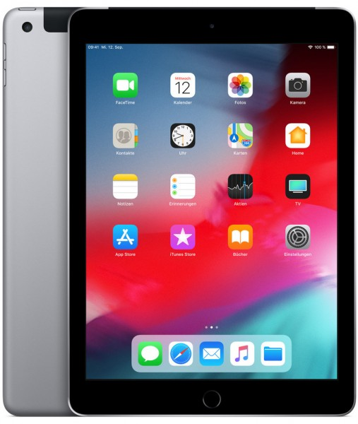 APPLE iPad Wi-Fi 128 GB 10,2""